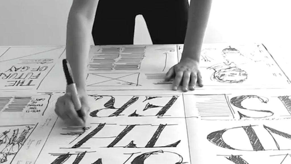 FourTwoNine: A new kind of LGBT print magazine project video thumbnail