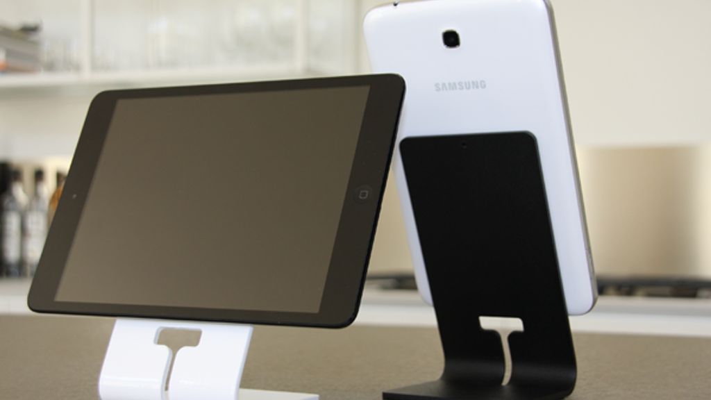 SETA Tablet Stand for iPad, Note, Galaxy, Nexus, ASUS + project video thumbnail