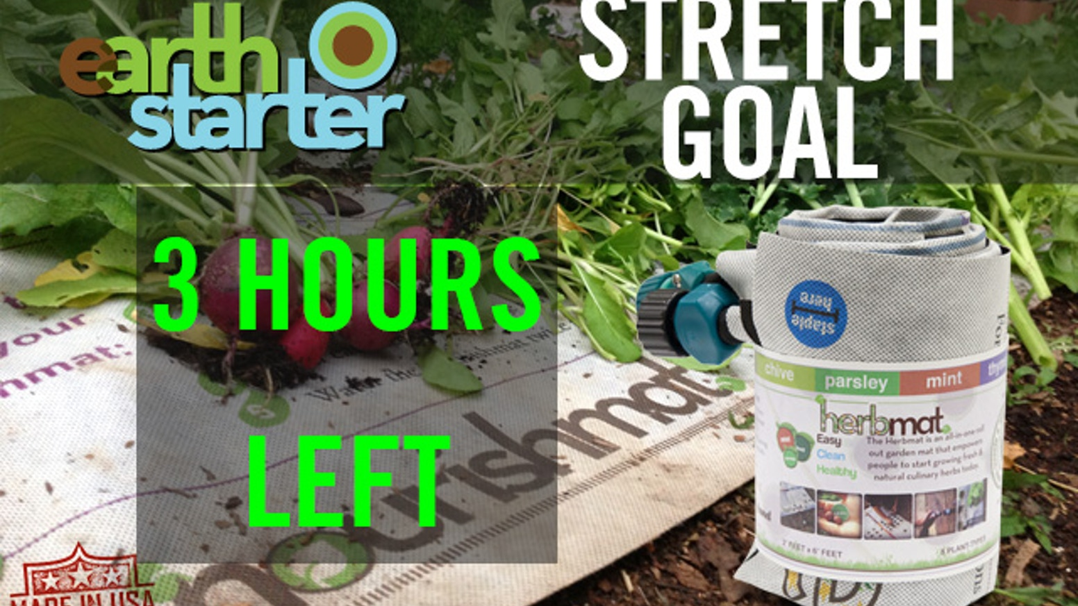 An amazing new way to grow your own vegetables, herbs, and flowers. Designed for people with small spaces and limited time.