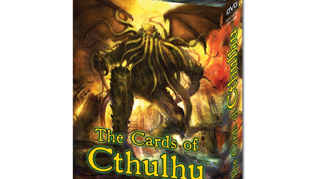 The Cards of Cthulhu project video thumbnail