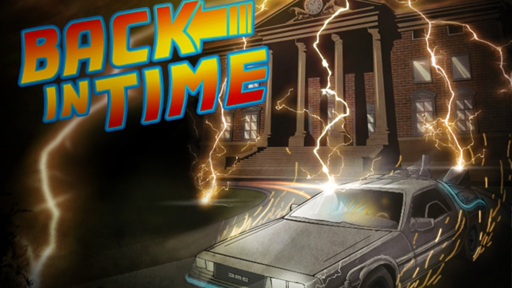 Back In Time project video thumbnail