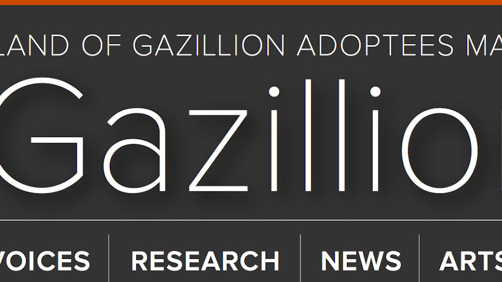 """The Launch of """"Gazillion Voices"""" - The LGA Magazine project video thumbnail"""