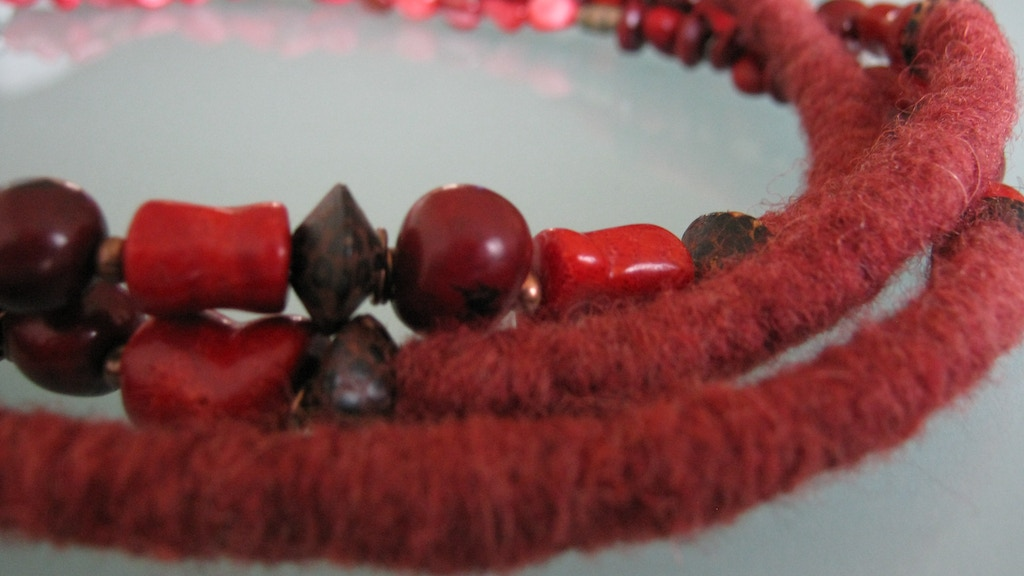 From Our Hands to Your Heart: Handmade Fair Trade Jewelry project video thumbnail
