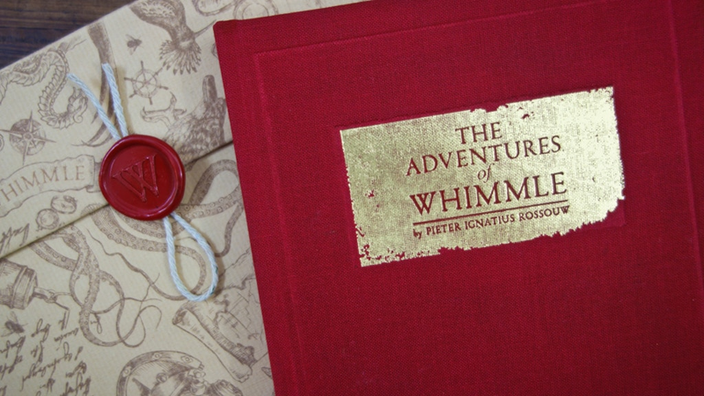 The adventures of Whimmle: A lovingly crafted first edition project video thumbnail