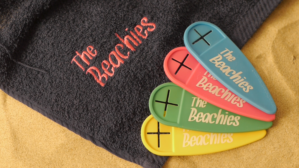 THEBEACHIES - Have a much better time at the beach! project video thumbnail