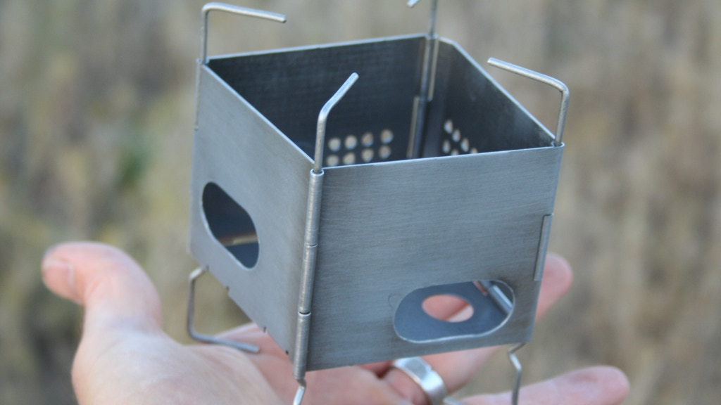 FIREBOX NANO: Ultra-Light Wood-Burning Backpacking Stove project video thumbnail