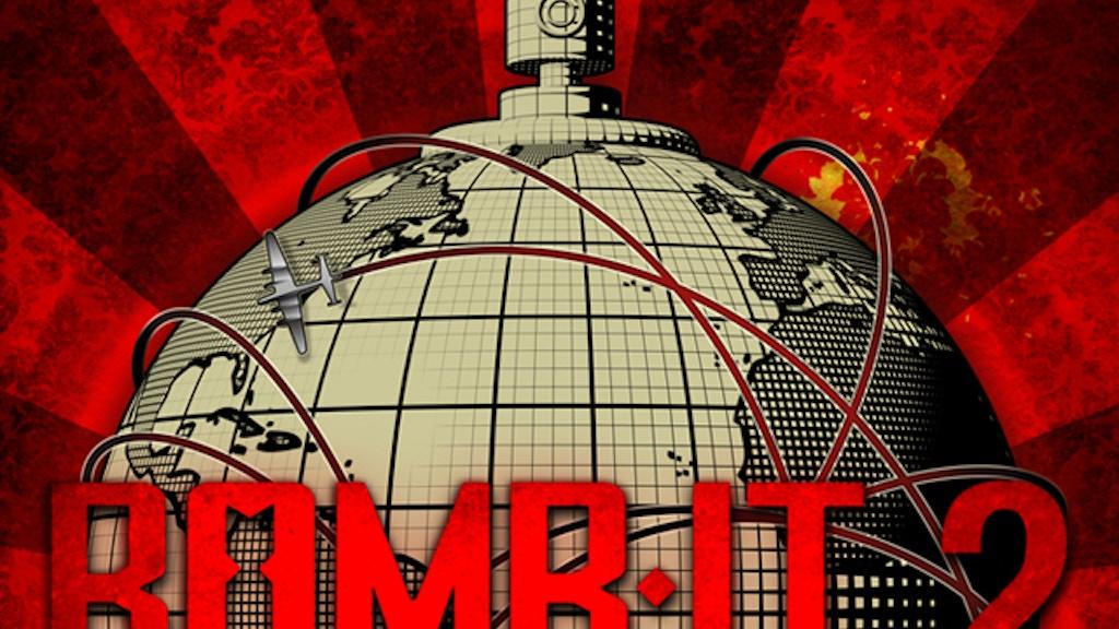 BOMB IT 2 project video thumbnail