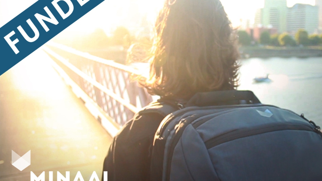 Minaal Carry-on: travel faster, happier & more productive project video thumbnail