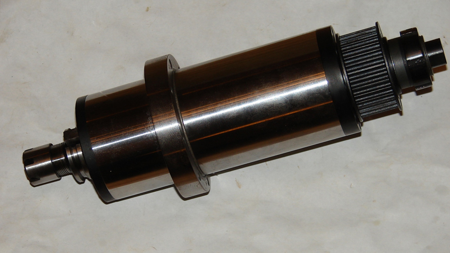 CNC BT15/ISO15 ATC Spindle Cartridge and Spindle Shaft Kit by Dale
