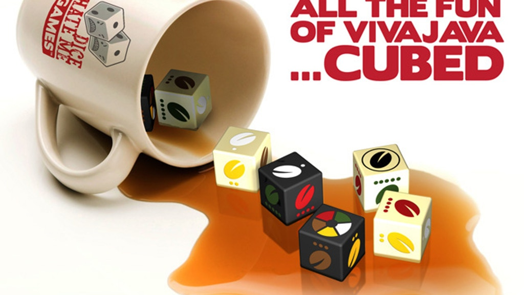 VivaJava: The Coffee Game: The Dice Game project video thumbnail