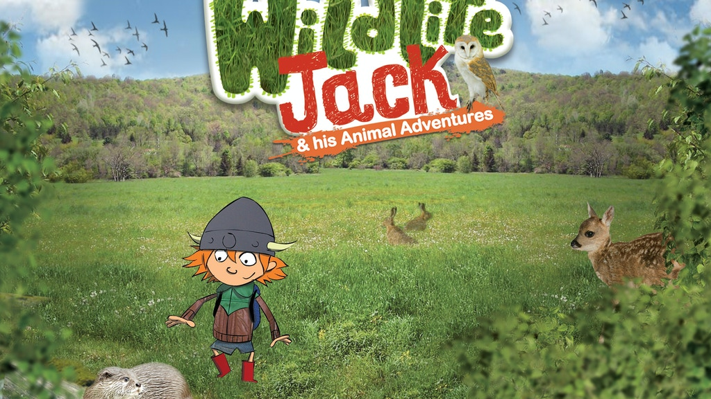 WILDLIFE JACK & HIS ANIMAL ADVENTURES (for 0-6 year olds) project video thumbnail