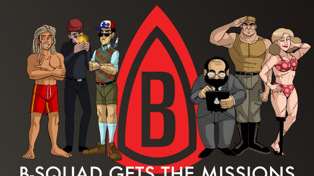 B-Squad: Soldiers of Misfortune project video thumbnail