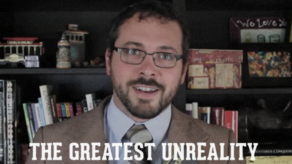 The Greatest Unreality: Story, Play, and Imagination in D&D project video thumbnail