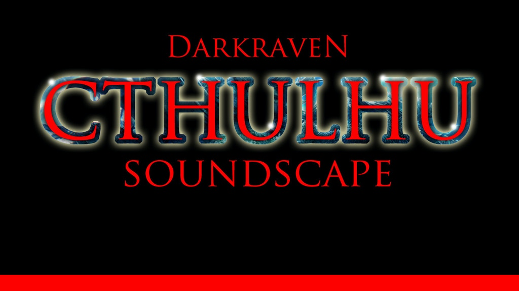 Cthulhu Soundscape project video thumbnail
