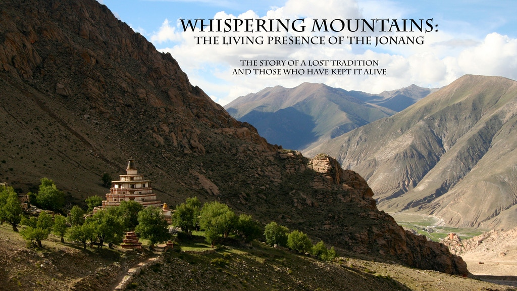 Whispering Mountains: The Living Presence of the Jonang project video thumbnail