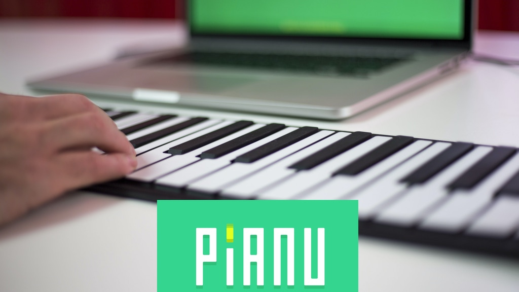 Pianu: A New Way to Play Piano project video thumbnail