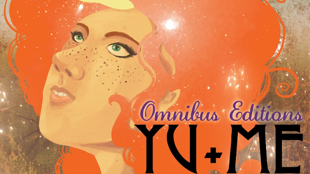 YU+ME Complete Series Omnibi project video thumbnail