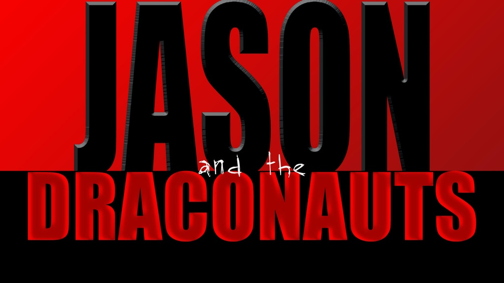 Jason and the Draconauts project video thumbnail