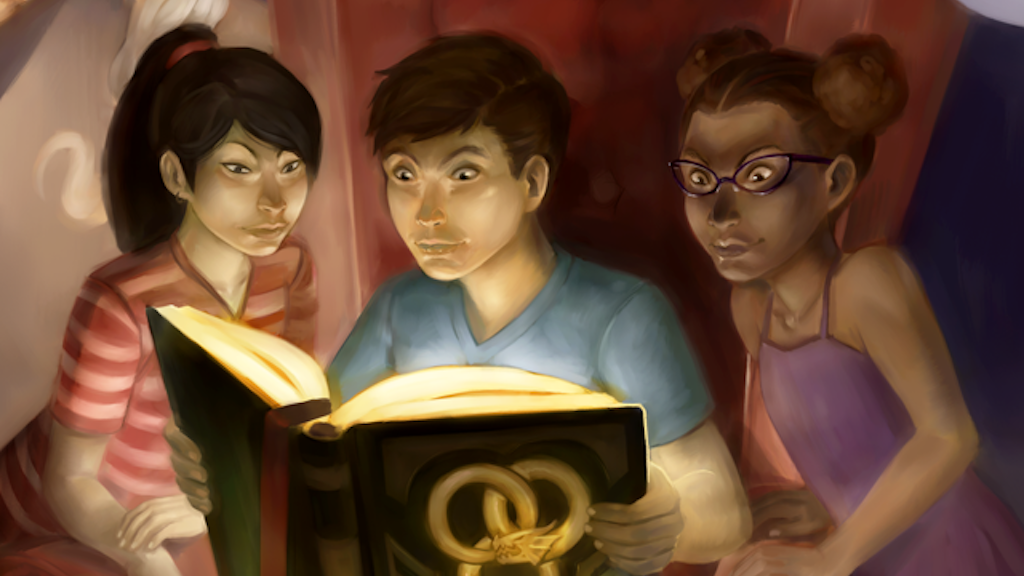 Spellbound and Spindles: Fairy Tale Anthologies project video thumbnail