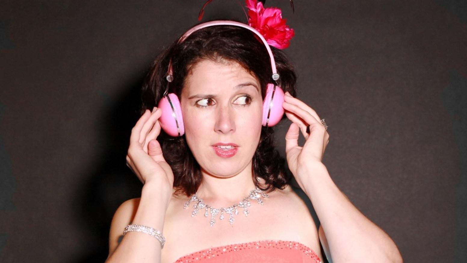 Sarah Ann Cromwell Diva Gigs Revolutionary Operatic Cabaret By Sarah
