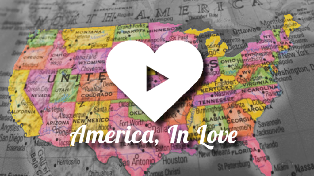 America, In Love project video thumbnail