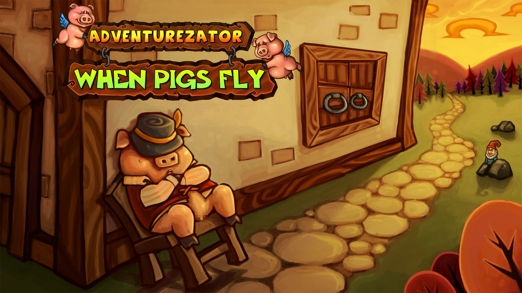 Adventurezator: When Pigs Fly project video thumbnail