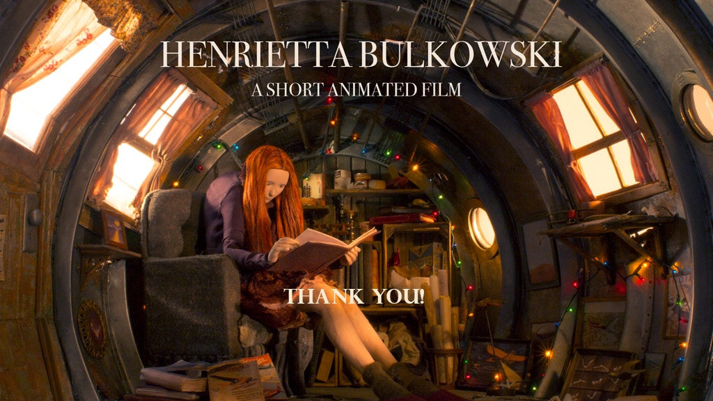 Henrietta Bulkowski project video thumbnail