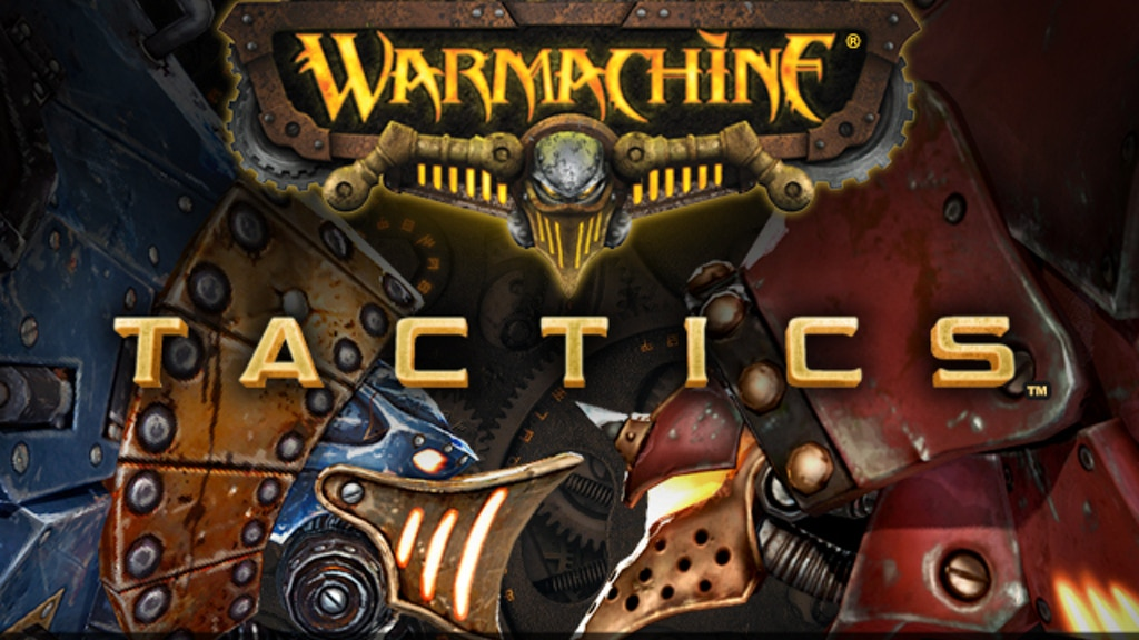 WARMACHINE: TACTICS project video thumbnail