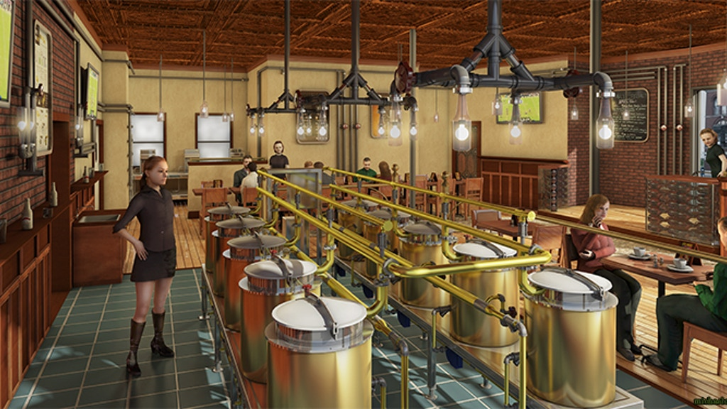 Boston's First Community Brewery - Where you are the Brewer project video thumbnail