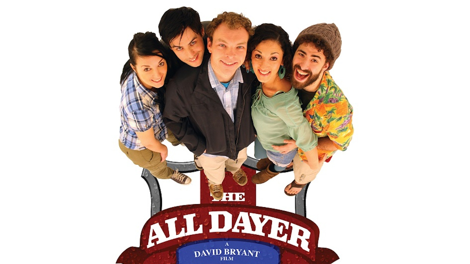 THE ALL DAYER is the outrageous new indie Brit flick comedy which is a sassy cocktail of The Inbetweeners, Human Traffic and Clerks