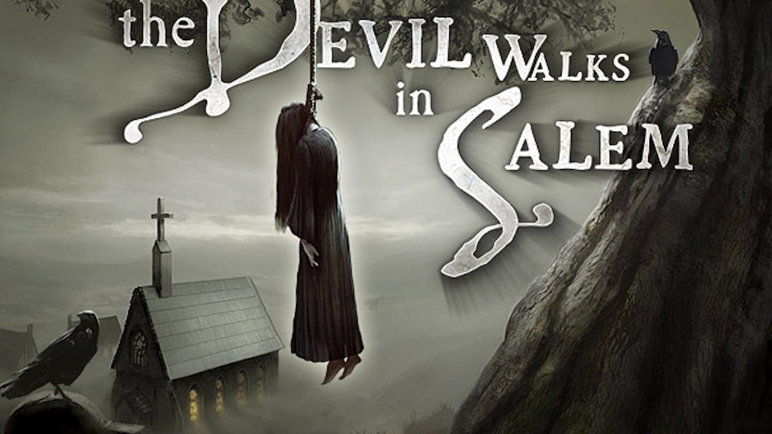salem witch trials play