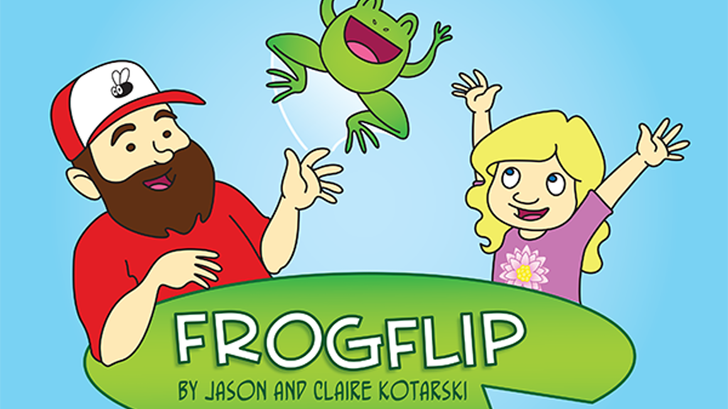 FrogFlip from Sprocket Games project video thumbnail