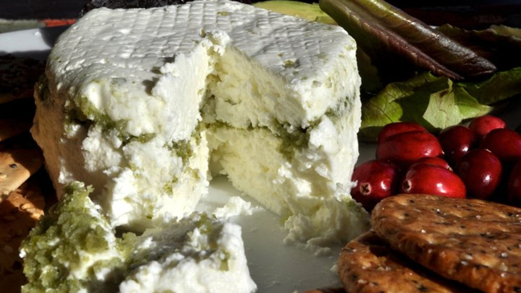 Goat Cheese for Southern Maine, New Hampshire and Beyond! project video thumbnail