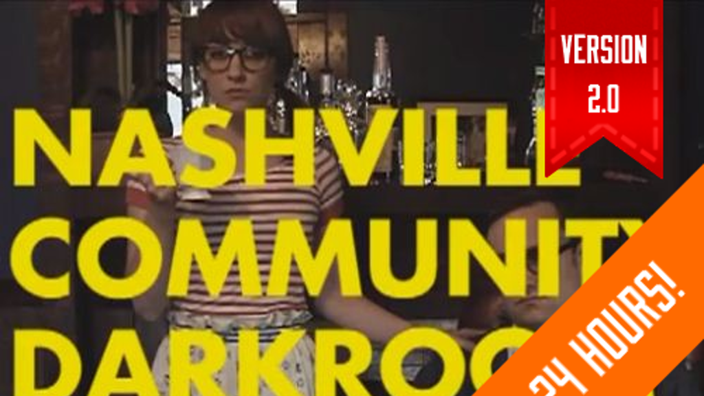 Nashville Community Darkroom Version 2.0 project video thumbnail
