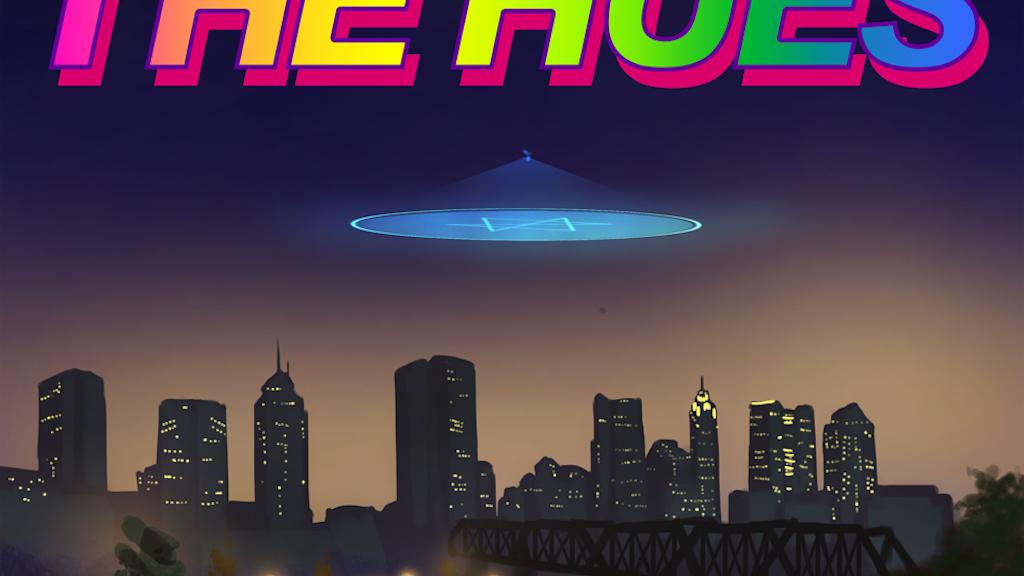 The Hues: a Post-Apocalyptic Magical Kickstarter! project video thumbnail