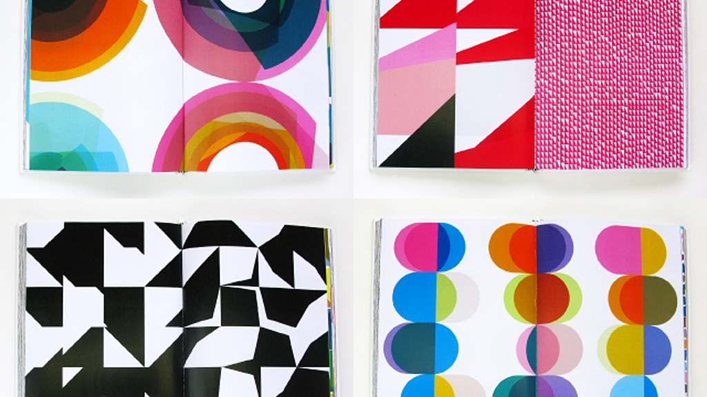 Geometric Pattern Book project video thumbnail