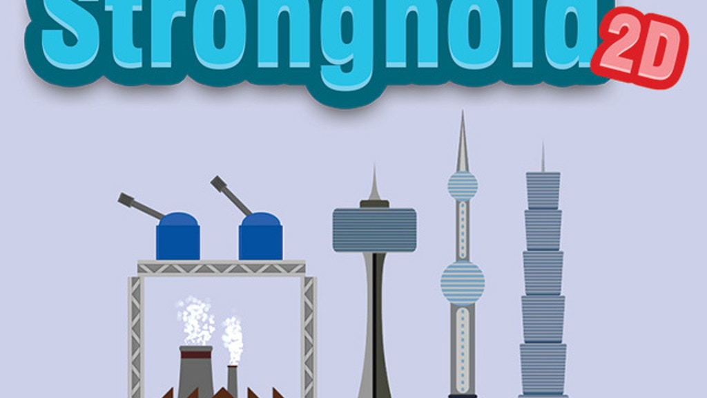 Stronghold2D - Mass Multiplayer 2D War Game project video thumbnail