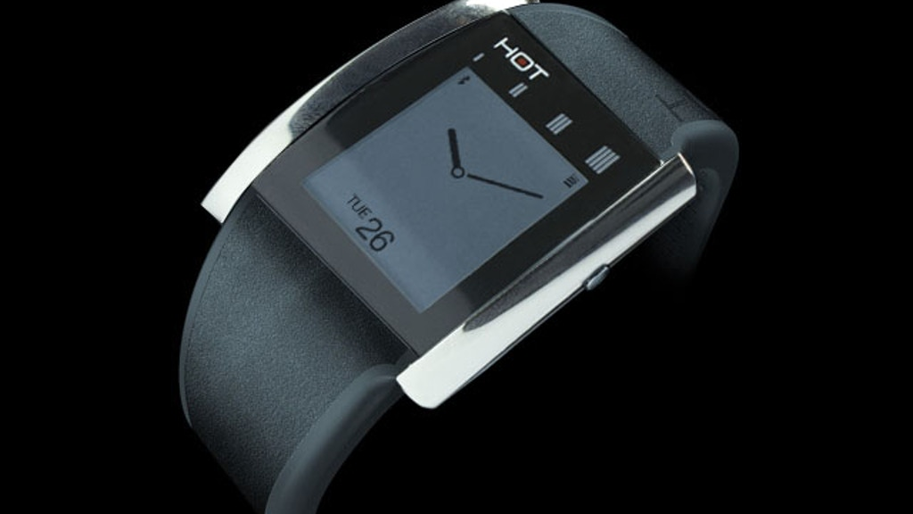 HOT Watch:Complete Smart Watch w/Revolutionary Private Calls project video thumbnail