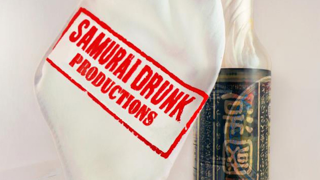 Samurai Drunk: Pilot Episode project video thumbnail