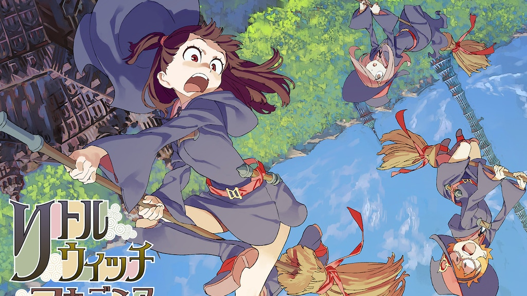 Little Witch Academia 2 project video thumbnail