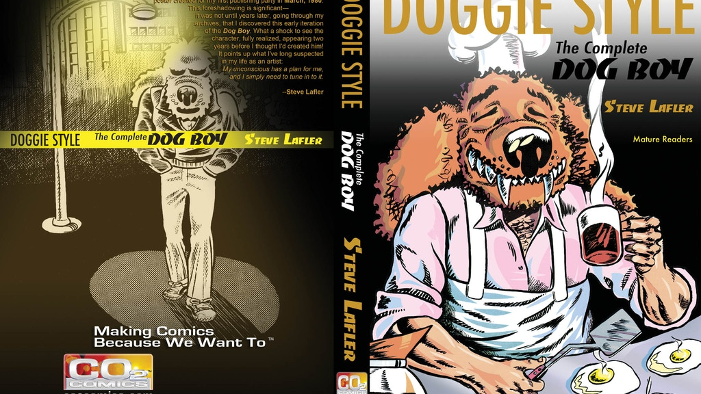 Doggie Style: The Complete Dog Boy project video thumbnail