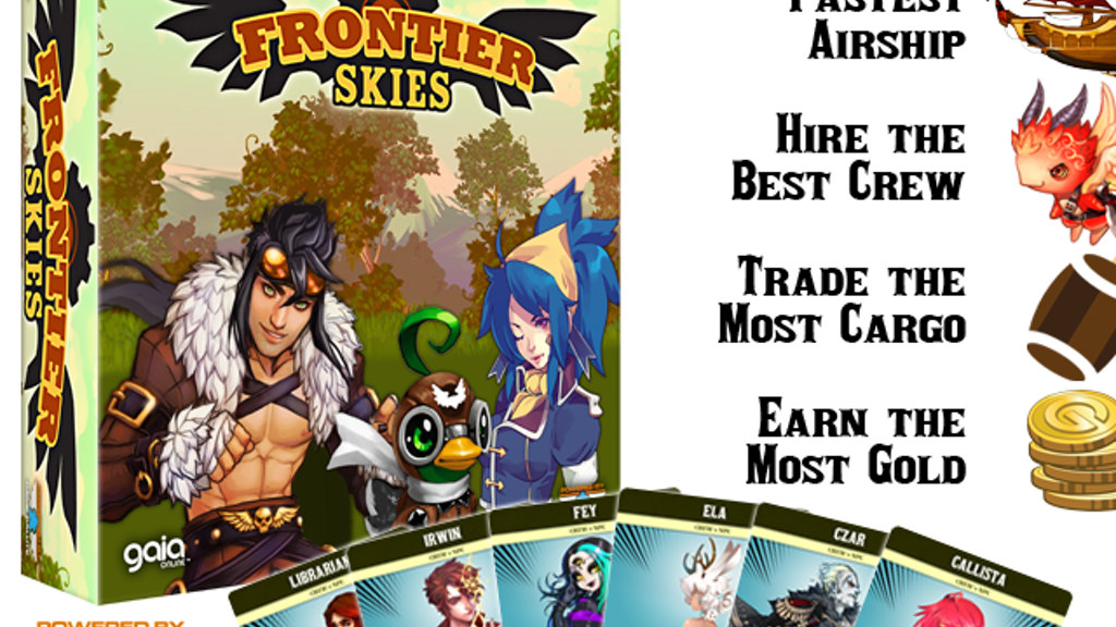 Frontier Skies from Gaia Online project video thumbnail