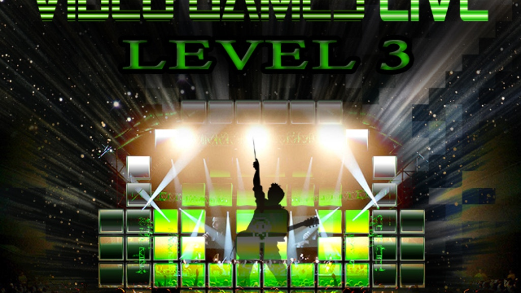 VIDEO GAMES LIVE: LEVEL 3! Game Composers of the World UNITE project video thumbnail