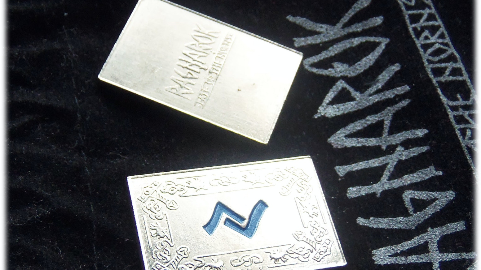 Iron Runes Of Power By Andrew Valkauskas Kickstarter