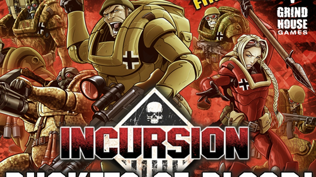 Incursion project video thumbnail