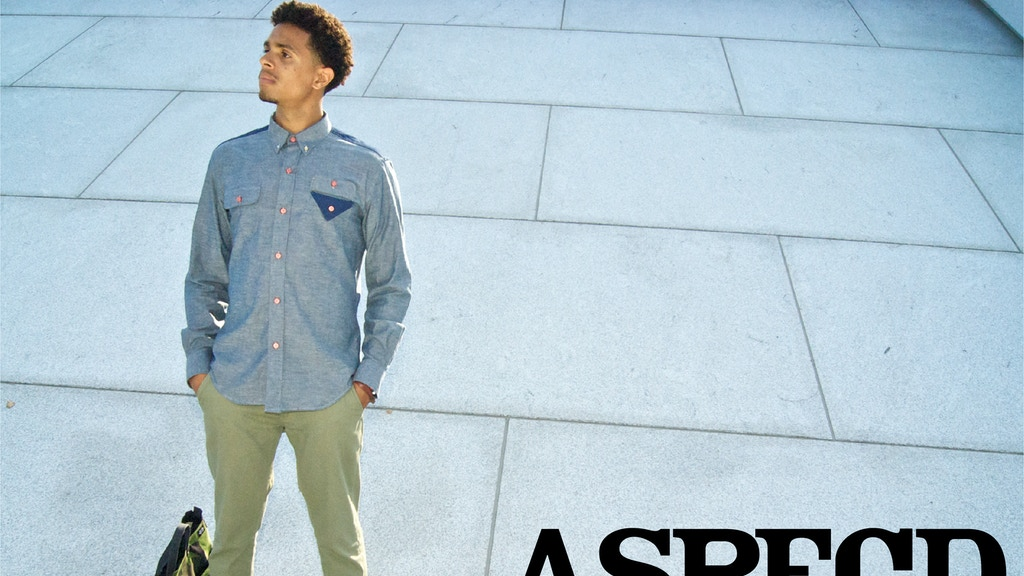 The ASPECD Shirt: Outstanding Fit, Styles, and Service project video thumbnail