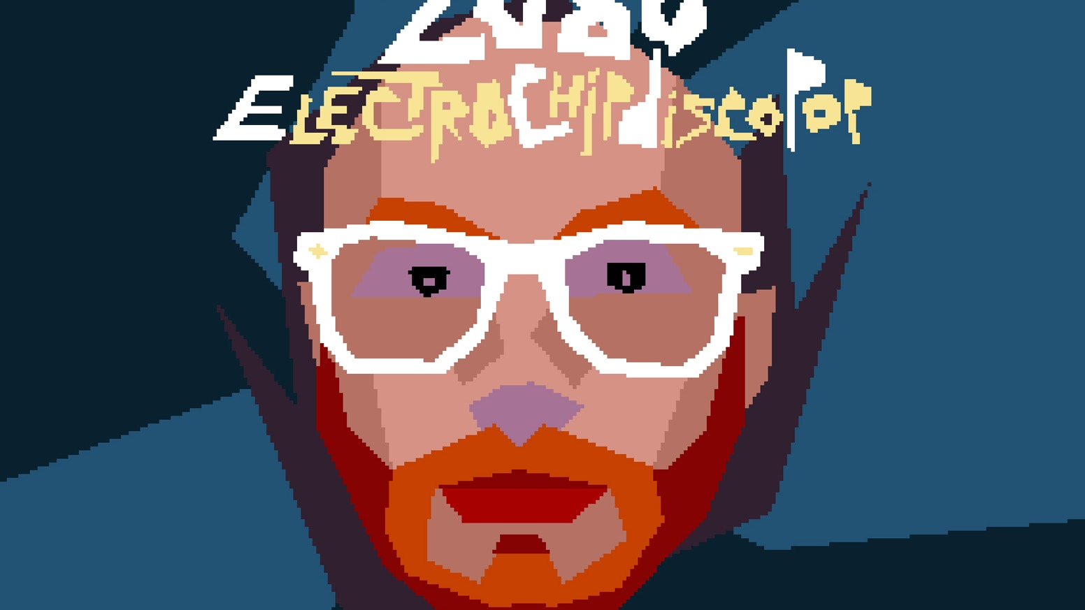 2080 ElectroChipDiscoPop EP premium CD and Vinyl production  by 2080
