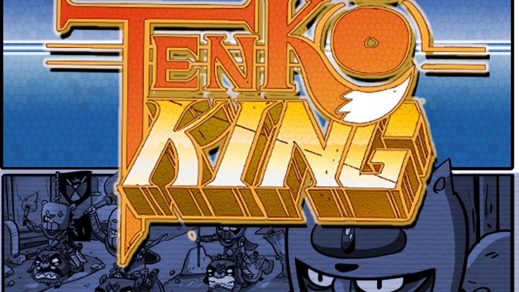 Tavis Maiden's Tenko King project video thumbnail