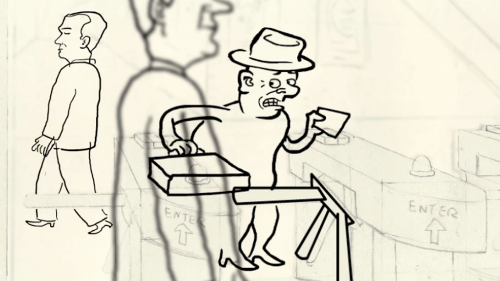 """New York City: An Animated Sketchbook"" project video thumbnail"