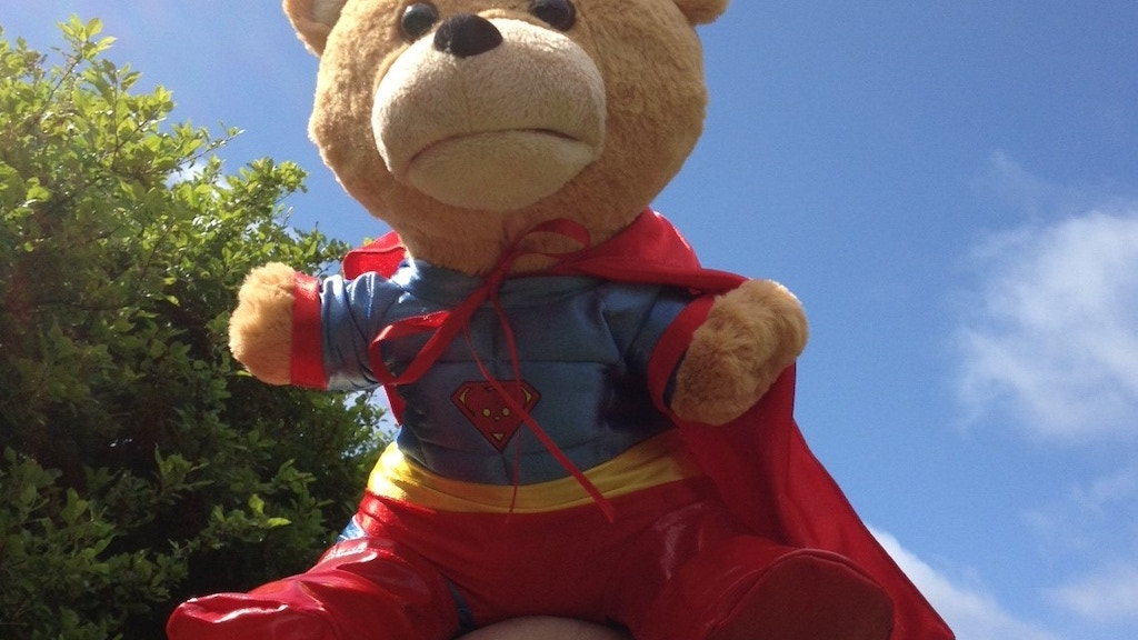 Supertoy - World's First Natural Talking Teddy Bear project video thumbnail